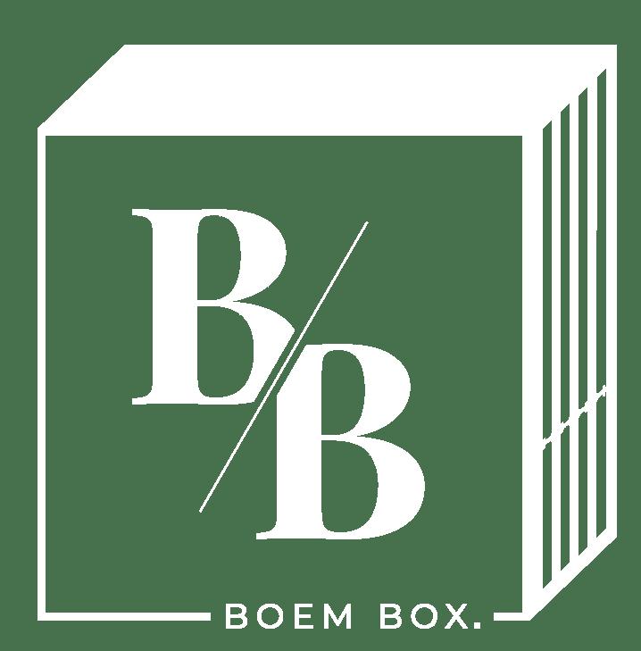 Logos Boembox Monochrome