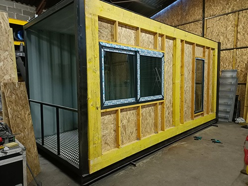 Pool House Container Boembox 5
